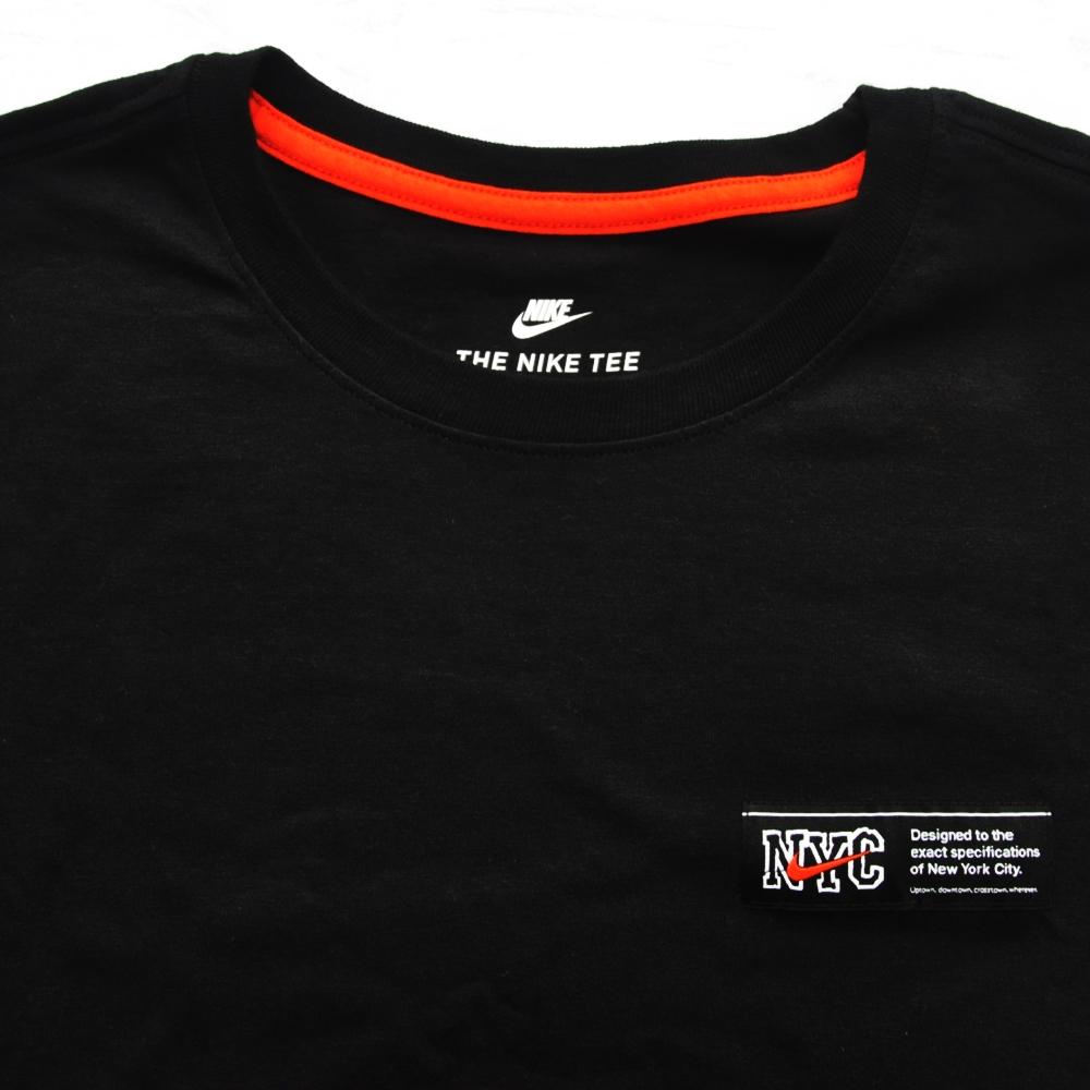 NIKE/ナイキ 5 BOROUGH NYC TAG T-SHIRT BLACK NYC LIMITED-4