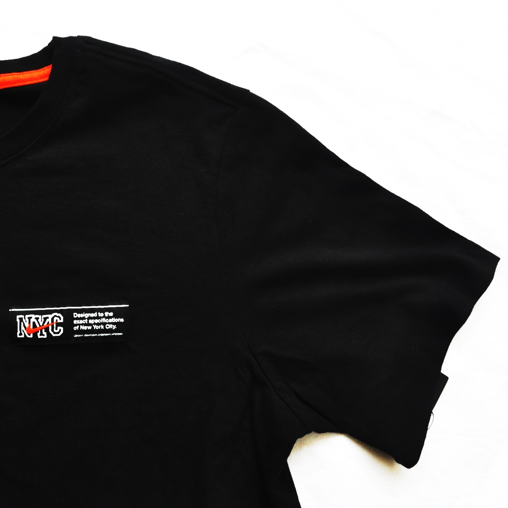 NIKE/ナイキ 5 BOROUGH NYC TAG T-SHIRT BLACK NYC LIMITED-6