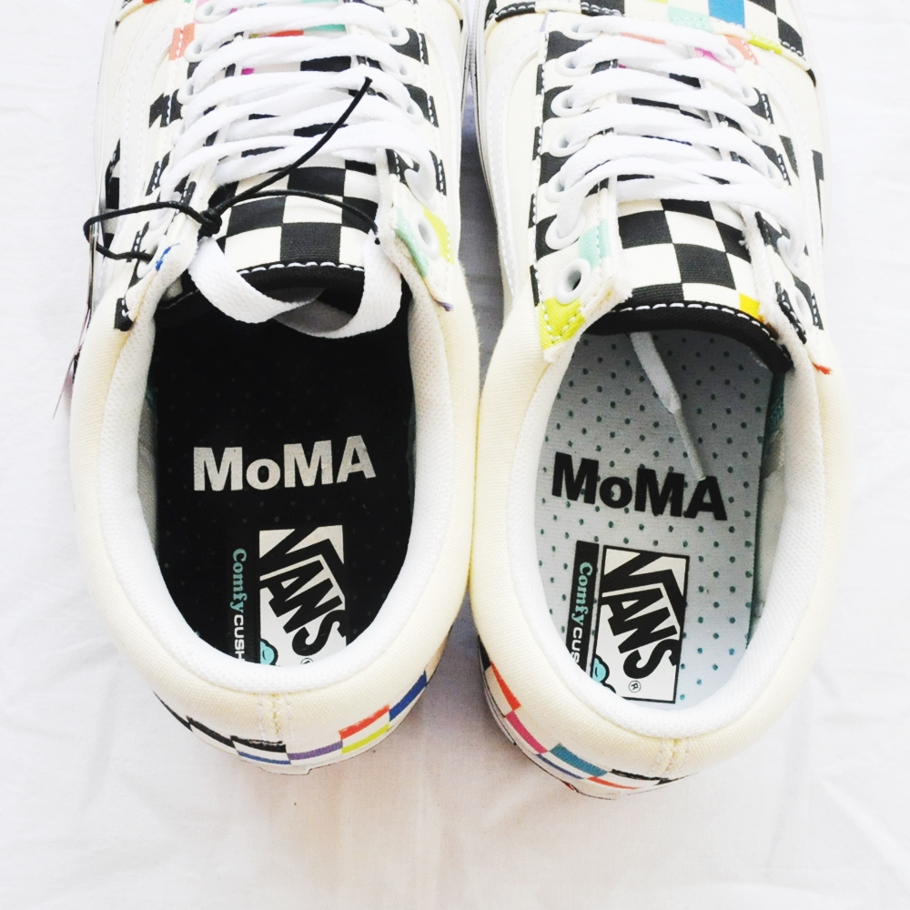 VANS/バンズ MoMA×VANS COMFYCUSH ERA-5