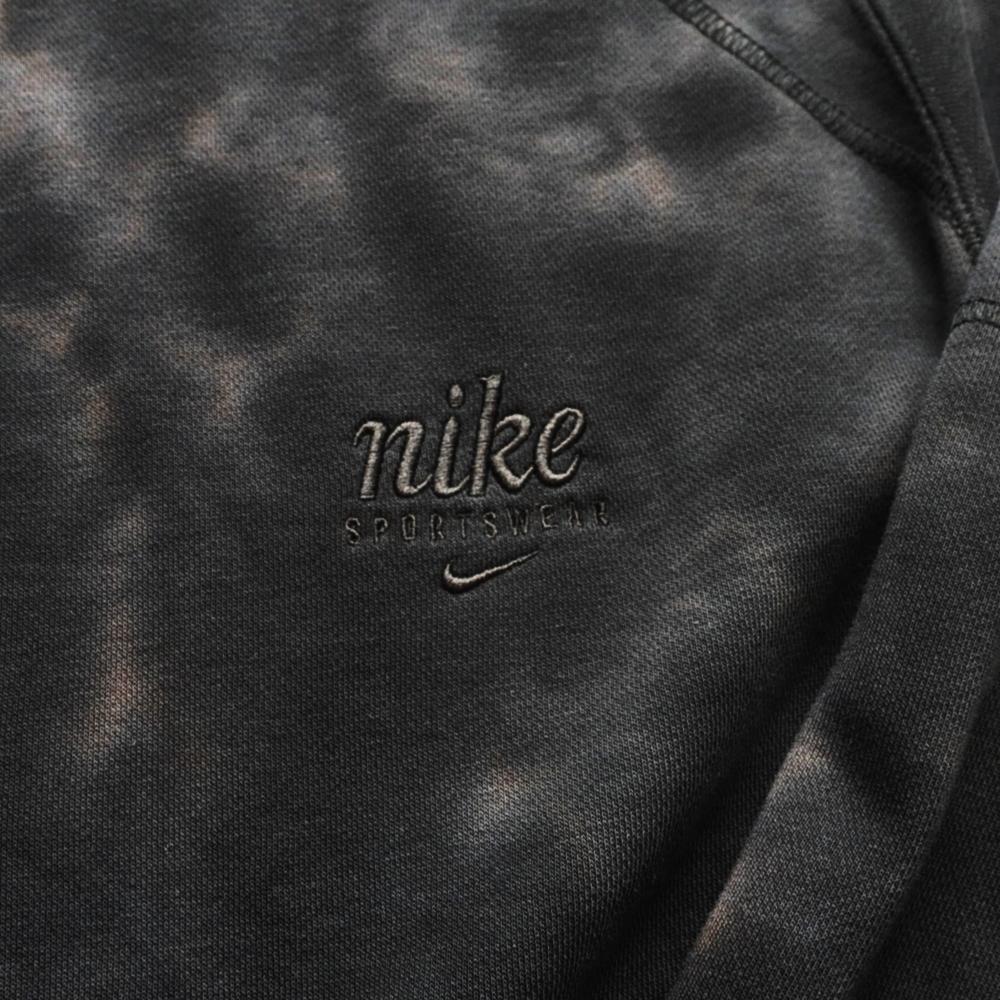 NIKE/ナイキ UNUSUAL BY DESIGN NIKE SPORTSWEAR CLUB TIE DYE DYEING FRENCH TERRY CREW NECK SWEAT-3