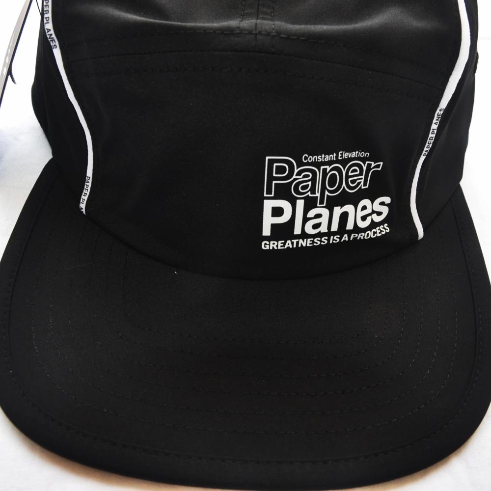 PAPER PLANES/ペーパー・プレーンズ PFC 5 PANEL JET CAP BLACK-4
