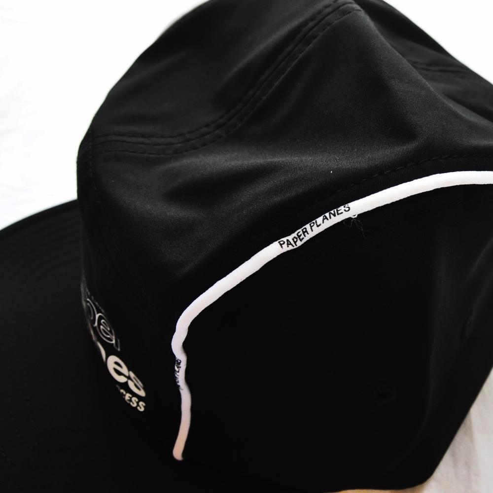 PAPER PLANES/ペーパー・プレーンズ PFC 5 PANEL JET CAP BLACK-5