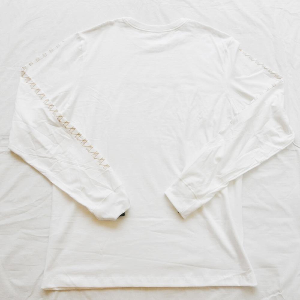 NIKE/ナイキ NIKE SPORTS WEAR 5 BOROUGH NYC LONG SLEEVE T-SHIRT WHITE NYC LIMITED BIG SIZE-2